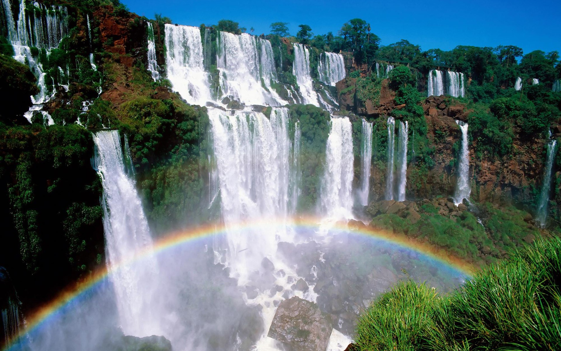 What if your biz went off like this waterfall?